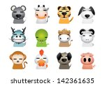 zodiac | Shutterstock .eps vector #142361635
