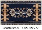colorful ornamental vector... | Shutterstock .eps vector #1423629977