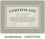 vector seamless pattern for... | Shutterstock .eps vector #142371451