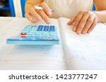 professional sme finance... | Shutterstock . vector #1423777247