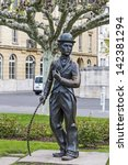 Vevey   May 23  Statue Of...