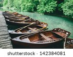 Wooden Boats For Hire  Waiting...