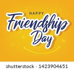 Friendship Day Vector...