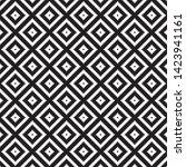 pixel jacquard nit pattern...   Shutterstock .eps vector #1423941161