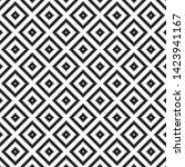 pixel jacquard nit pattern...   Shutterstock .eps vector #1423941167