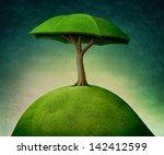 Conceptual Tree  Installation ...