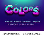 """""""colors"""" modern and futuristic... 