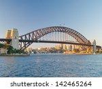 sydney harbour bridge | Shutterstock . vector #142465264