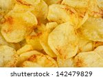 chips background | Shutterstock . vector #142479829