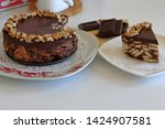 cake without baking cookies and ...   Shutterstock . vector #1424907581
