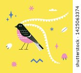 vector illustration of an... | Shutterstock .eps vector #1425063374