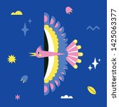 vector illustration of an... | Shutterstock .eps vector #1425063377