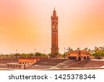 Lucknow City  And Clock Tower ...