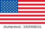 the united states of america... | Shutterstock .eps vector #1425408131