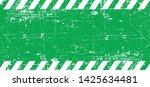 attention please do not enter...   Shutterstock .eps vector #1425634481