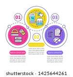 school advert  supplies vector...   Shutterstock .eps vector #1425644261