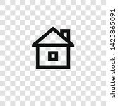 house icon from miscellaneous...   Shutterstock .eps vector #1425865091