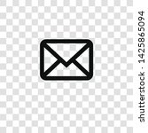 email icon from miscellaneous...   Shutterstock .eps vector #1425865094