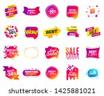 sale banner. special offer... | Shutterstock .eps vector #1425881021