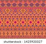 navajo american indian pattern...   Shutterstock .eps vector #1425920327
