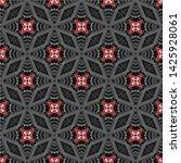 abstract seamless pattern... | Shutterstock .eps vector #1425928061