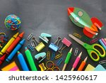 education and back to school... | Shutterstock . vector #1425960617