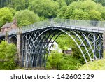Ironbridge  Shropshire  England