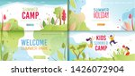 welcoming and invitation... | Shutterstock .eps vector #1426072904