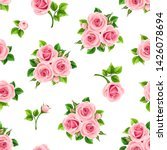 vector seamless pattern with... | Shutterstock .eps vector #1426078694