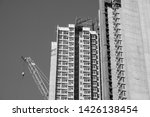 housing and construction in... | Shutterstock . vector #1426138454