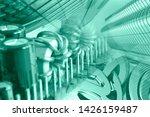 abstract computer background...   Shutterstock . vector #1426159487