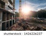 construction site of new multi...   Shutterstock . vector #1426226237