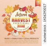Invitation To Autumn Harvest...