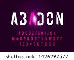 vector illustraton sport modern ... | Shutterstock .eps vector #1426297577
