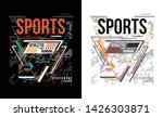 t shirt design vector for... | Shutterstock .eps vector #1426303871