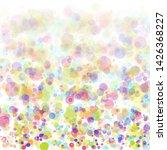 vector birthday party... | Shutterstock .eps vector #1426368227