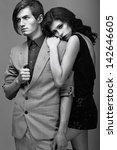 tenderness   fondness.... | Shutterstock . vector #142646605