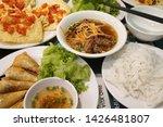 hoi an vietnam   4 may 2019  ... | Shutterstock . vector #1426481807