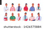 medical insurance  best doctors ... | Shutterstock .eps vector #1426575884