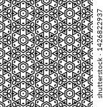 geometric shape seamless... | Shutterstock .eps vector #1426822937
