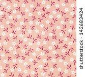 floral  pattern background | Shutterstock . vector #142683424