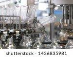 plastic bottles inside...   Shutterstock . vector #1426835981