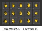 pixel cursors icons  mouse...