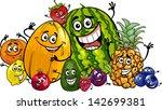 cartoon vector illustration of... | Shutterstock .eps vector #142699381