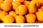 Sumo Mandarin Oranges On Market ...