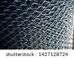metallic protection wires in a...   Shutterstock . vector #1427128724