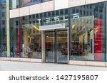 d sseldrof  germany   june 2019 ... | Shutterstock . vector #1427195807