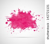 abstract background with pink... | Shutterstock .eps vector #142721131
