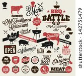 awesome,badge,bar,barbecue,beef,business,chicken,design,drink,fast,food,graphic,grill,icon,illustration