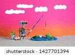 Fishing Robotic And Vacation....